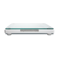 Seca Digital flat scale for individual patient use   #807