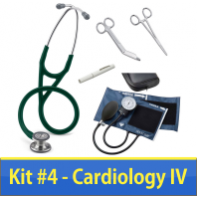 Nurse Kit #4 with Cardiology IV Nurse Kit    #6152-4