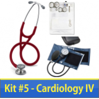 Nurse Kit #5 with Cardiology IV    #6152-5