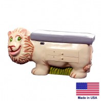 Zoo Pals Lion Exam Table