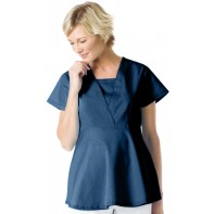 Landau Empire Waist Maternity Top - #8001