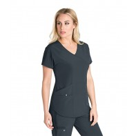 Barco One Wellness 4-pocket Raglan Top #BWT008
