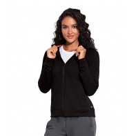 "Barco Motion ""Ariel"" 2 Pocket Rib Waist & Cuff Scrub Jacket #MOJ002"