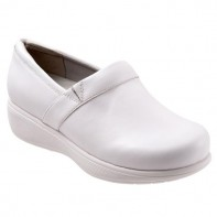 Softwalk Meredith Sport Nursing Shoe #S1990-100 White Box