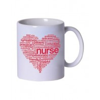 Nurse Heart Coffee Mug #M955
