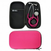 Pod Technical Classicpod, Hard Stethoscope Case - Hot Pink