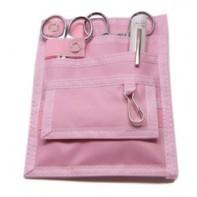 NursezChoice Pink Pocket Organizer w/ Instruments #201-0211-005