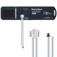 Welch Allyn's FlexiPort Reusable One-Piece Blood Pressure Cuff with TWO-Tubes  #Reuse-11-2TP
