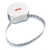 Seca 203 Ergonomic circumference measuring tape with extra Waist-To-Hip-Ratio calculator (WHR)- in Inches