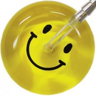 UltraScope Cardiology Stethoscope with Smiley Face Design #046
