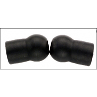 Welch Allyn Comfort Sealing Eartips (Large), Black #5079-366 for Professional Series