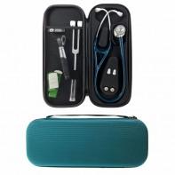 Pod Technical Cardiopod Hard Stethoscope Case - Teal