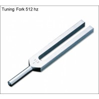 Tuning Fork without Weights - 512 Frequency