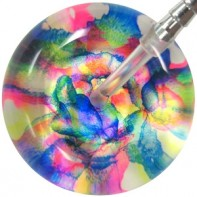 UltraScope Cardiology Stethoscope with Tye Dye Design #076