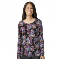"Vera Bradley ""Coco"" Print Knit Layer Top #V2107"